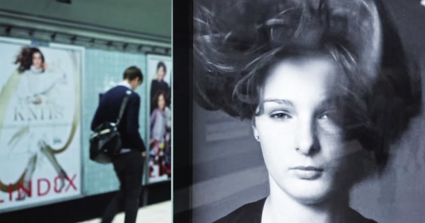 This Subway Ad Turns Shockingly Unexpected After The Train Arrives